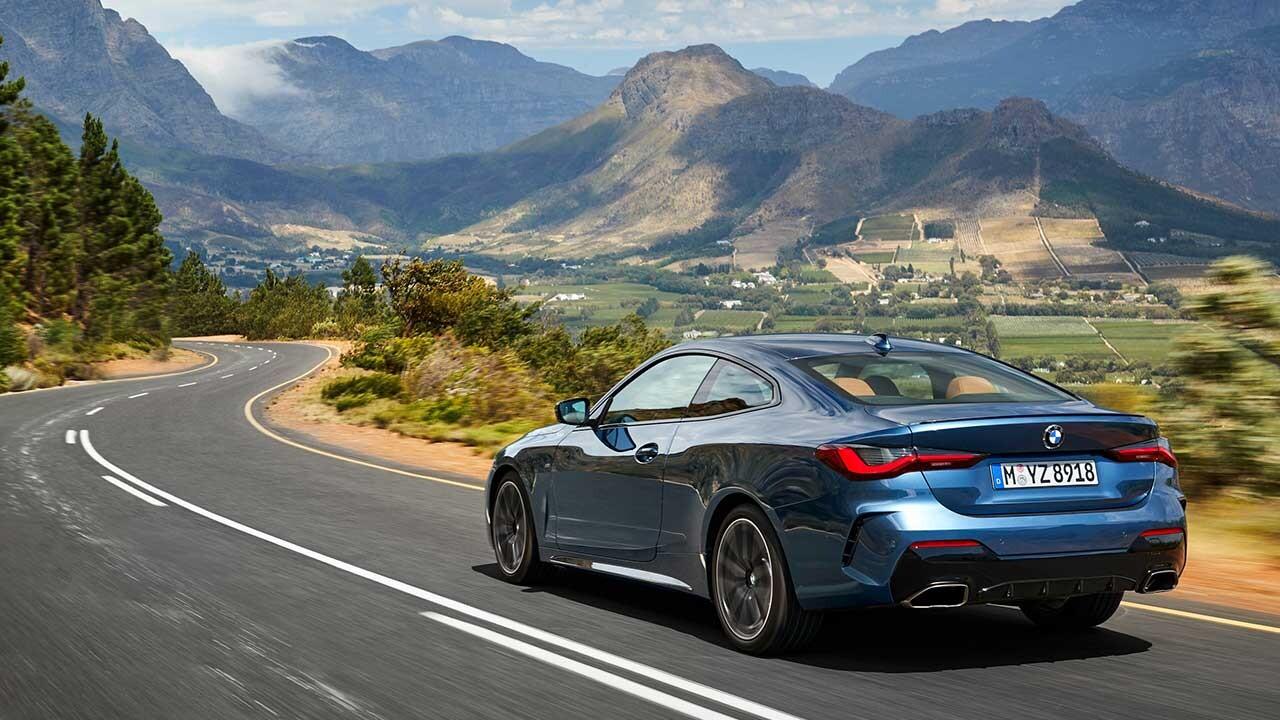 Çarpıcı Tasarımıyla Yeni BMW 4 Serisi Coupé Türkiye'de