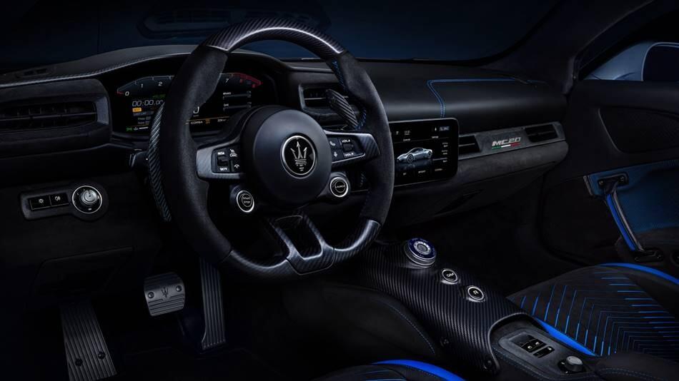 Yeni Neslin Süper Otomobili: Maserati MC20 Tanıtıldı!