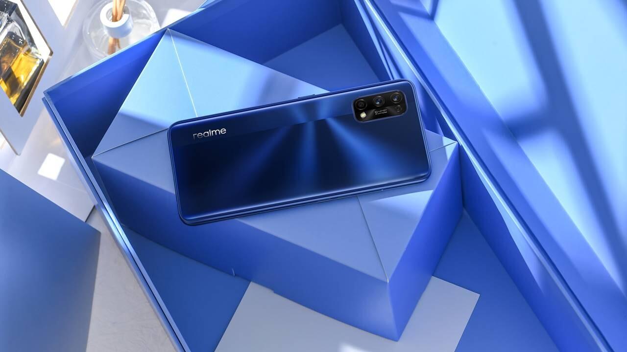 Beklenen Telefon Realme 7 Pro Tanıtıldı!