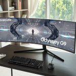 Samsung'dan Yepyeni Odyssey Kavisli Oyuncu Monitörü