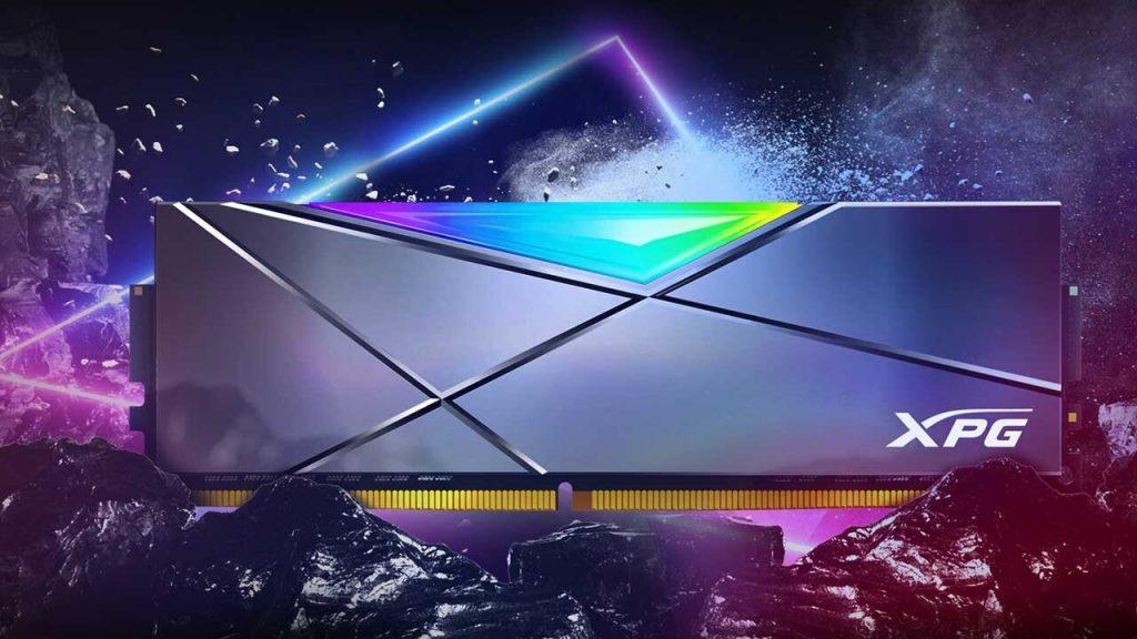 5000MHz Hızında XPG SPECTRIX D50 Xtreme RAM Tanıtıldı!
