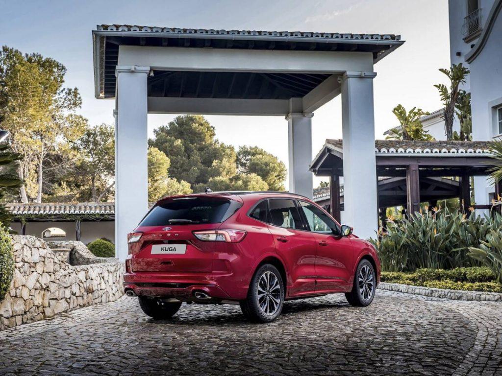 Yeni Ford Kuga Türkiye'de Satışta