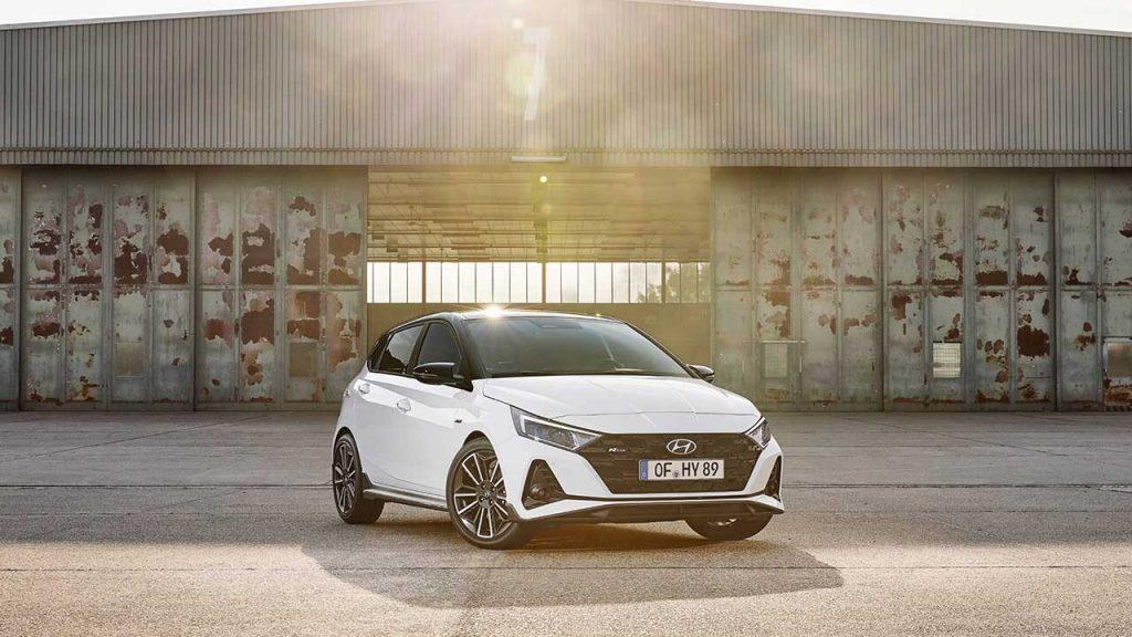 Yeni Hyundai Spotif i20 N Line Tanıtıldı